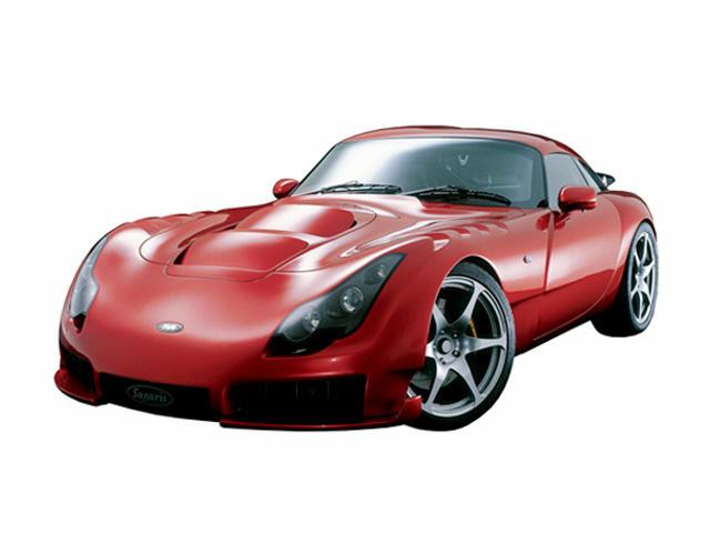 TVR サガリス 新型モデル