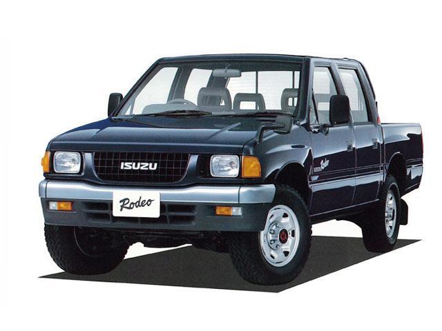 いすゞ ロデオ 新型・現行モデル