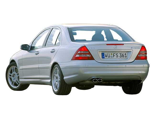 AMG Cクラス 2002年10月〜モデル