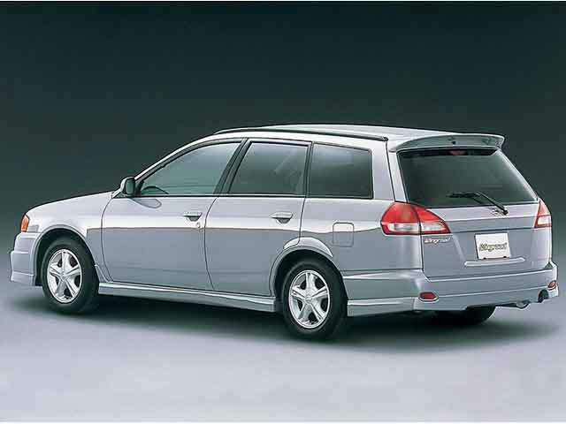 日産 ウイングロード 2000年10月〜モデル