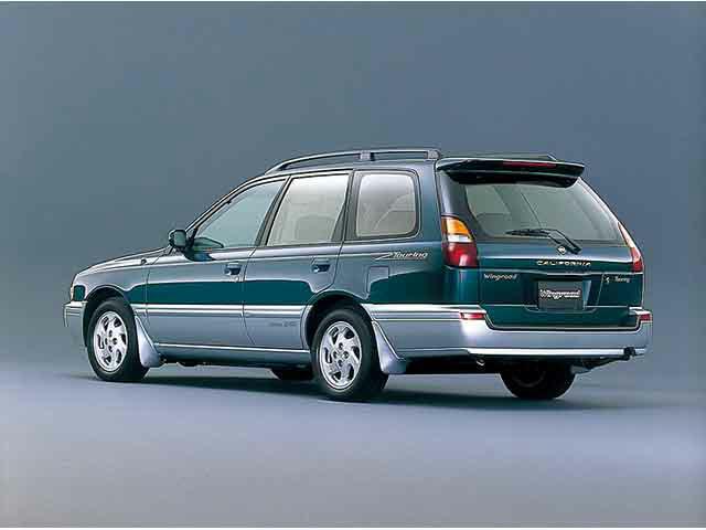 日産 ウイングロード 1997年5月〜モデル