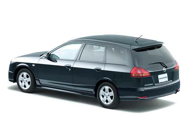日産 ウイングロード 2001年10月〜モデル