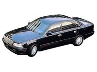 トヨタ クラウンマジェスタ 1993年8月〜モデルのカタログ画像