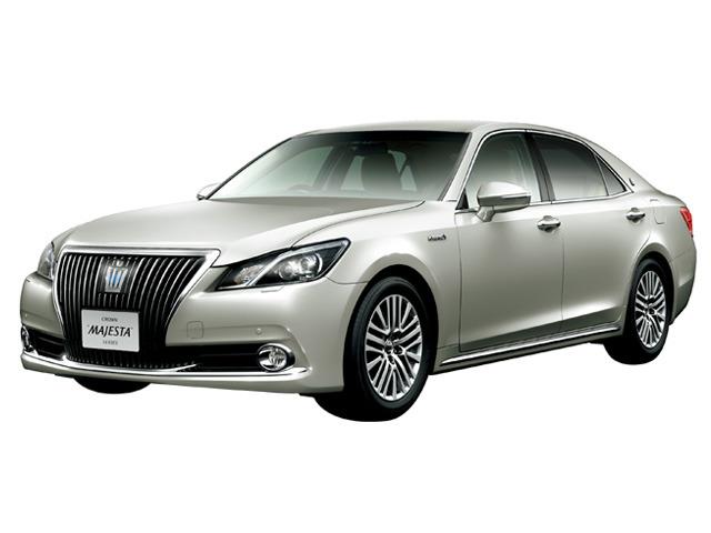 トヨタ クラウンマジェスタ 2014年7月〜モデル