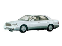 トヨタ クラウンマジェスタ 1991年10月〜モデルのカタログ画像