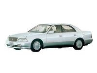 トヨタ クラウンマジェスタ 1992年10月〜モデルのカタログ画像