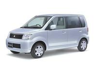 三菱 eKワゴン 2001年10月〜モデルのカタログ画像