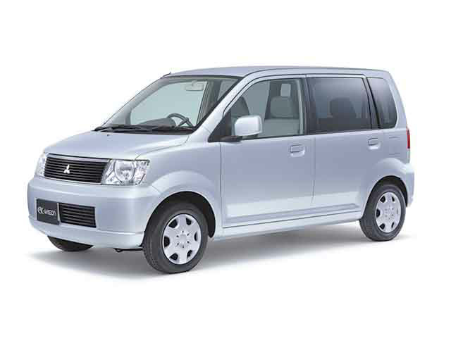 三菱 eKワゴン 2001年10月〜モデル