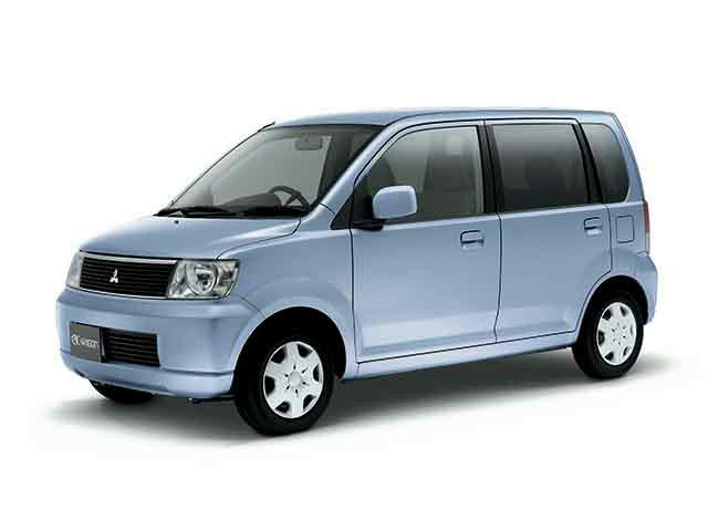 三菱 eKワゴン 2002年9月〜モデル