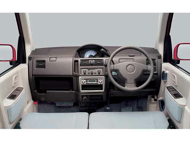 三菱 eKワゴン 2004年5月〜モデル