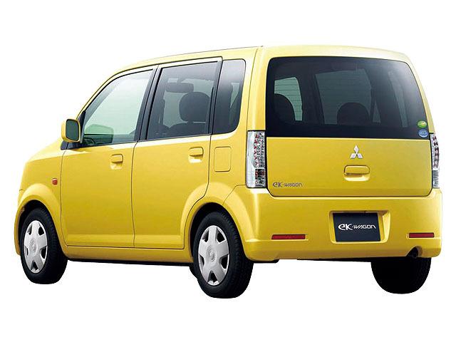 三菱 eKワゴン 2009年8月〜モデル