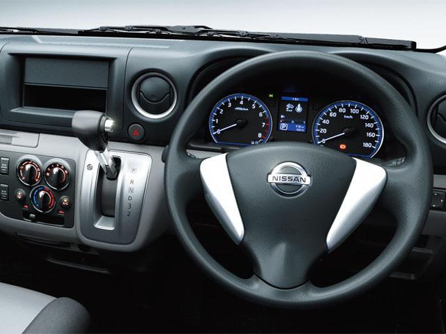 日産 NV350キャラバンワゴン 新型・現行モデル