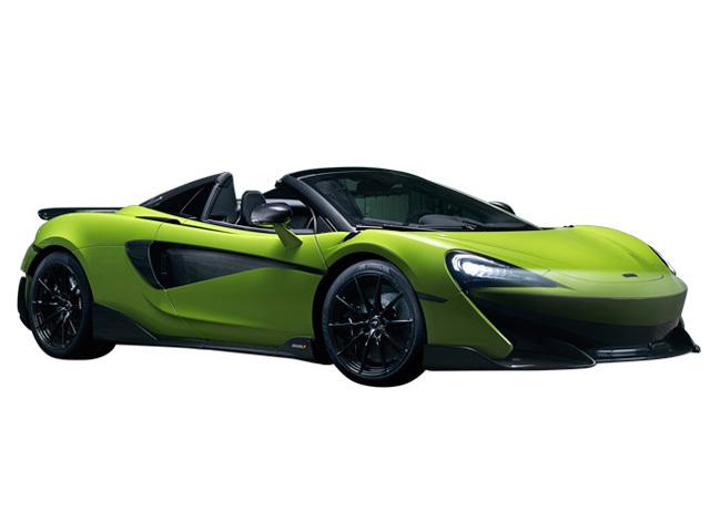 マクラーレン 600LTスパイダー 新型・現行モデル