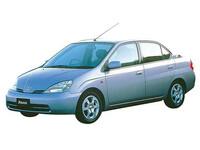 トヨタ プリウス 2001年8月〜モデルのカタログ画像