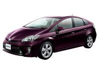 トヨタ プリウス 2012年10月〜モデルのカタログ画像