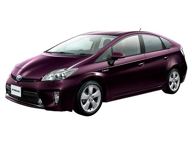 トヨタ プリウス 2012年10月〜モデル