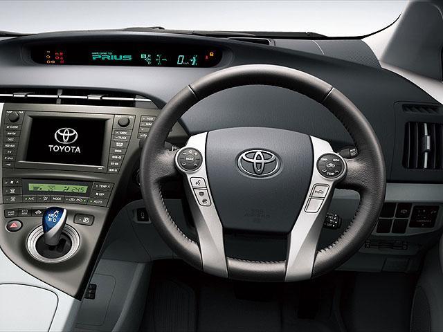 トヨタ プリウス 新型・現行モデル