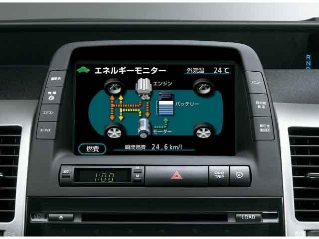 トヨタ プリウス 2008年9月〜モデル