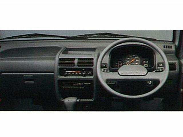 スバル サンバー 1996年9月〜モデル