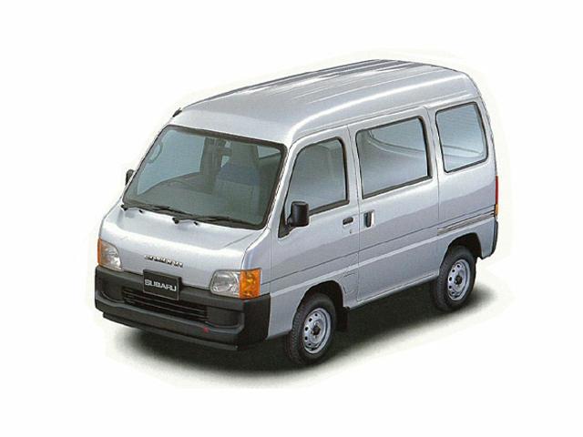 スバル サンバー 2001年8月〜モデル