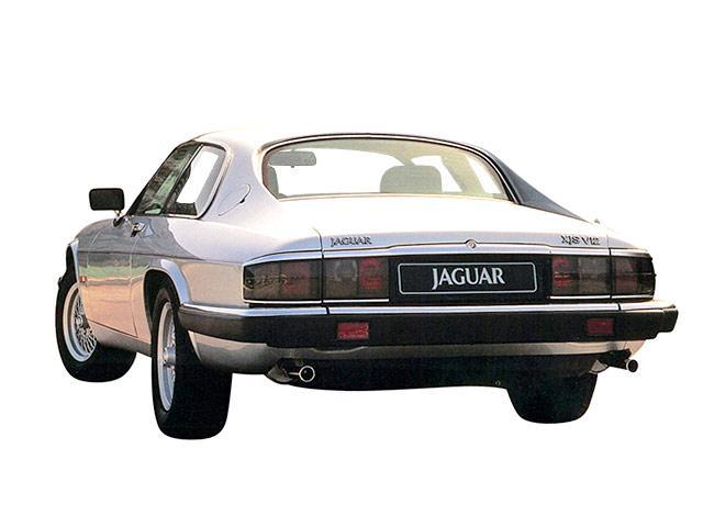 ジャガー XJ-Sクーペ 新型・現行モデル