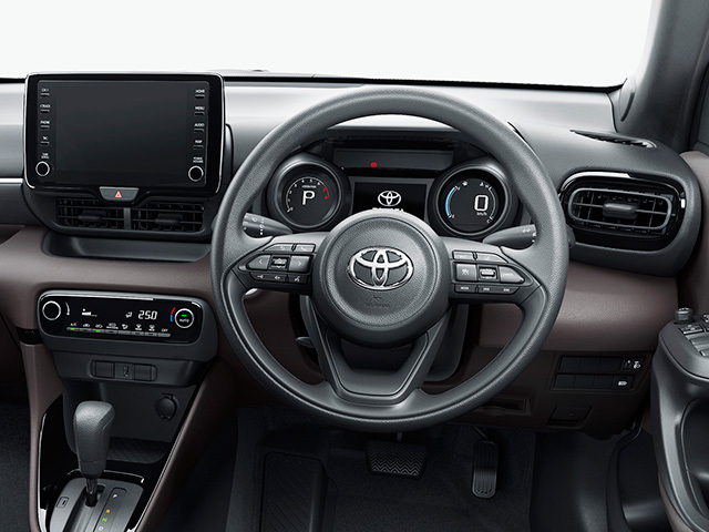 トヨタ ヤリス 新型・現行モデル