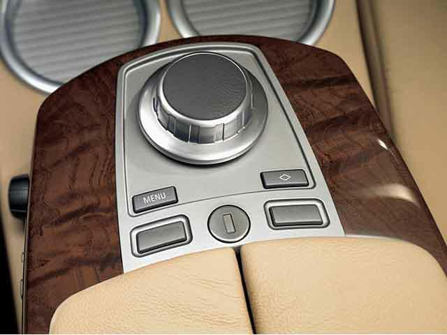 BMW 7シリーズ 2008年1月〜モデル