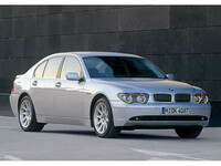 BMW 7シリーズ 2003年11月〜モデルのカタログ画像