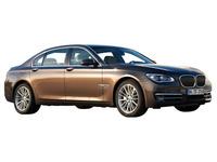 BMW 7シリーズ 2013年8月〜モデルのカタログ画像