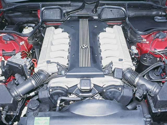 BMW 7シリーズ 1998年1月〜モデル