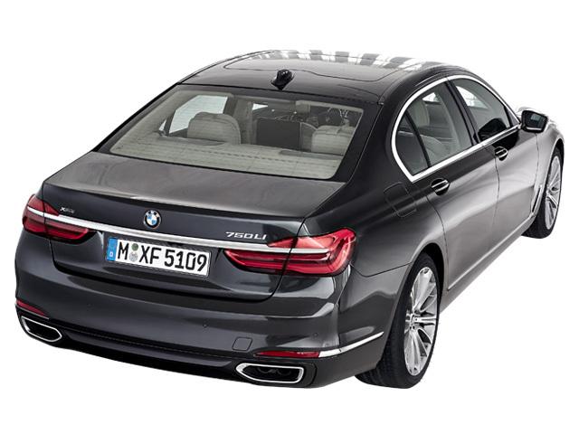BMW 7シリーズ 2016年10月〜モデル