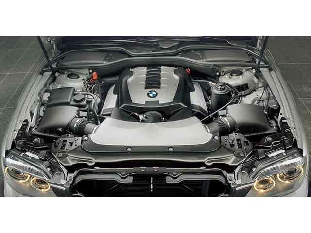 BMW 7シリーズ 2008年10月〜モデル