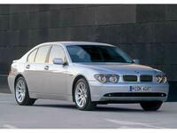 BMW 7シリーズ 2001年10月〜モデルのカタログ画像