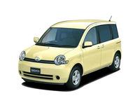 トヨタ シエンタ 2003年9月〜モデルのカタログ画像