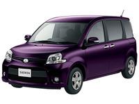 トヨタ シエンタ 2013年9月〜モデルのカタログ画像