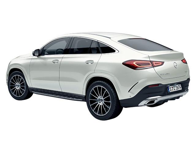 メルセデス・ベンツ GLEクーペ 新型・現行モデル