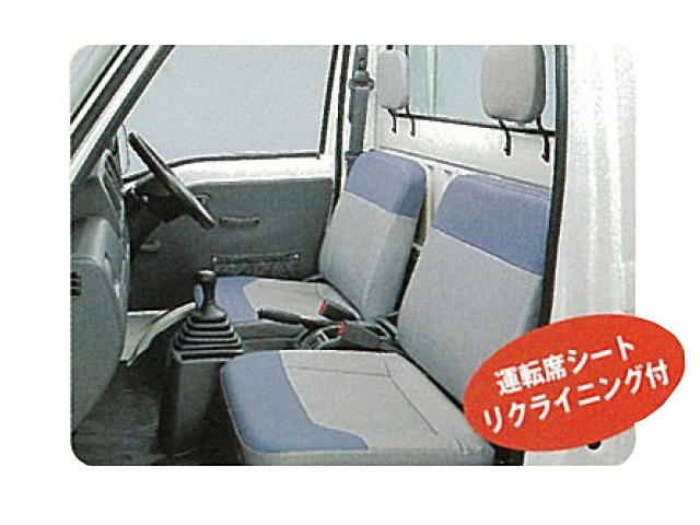 スバル サンバートラック 2004年9月〜モデル