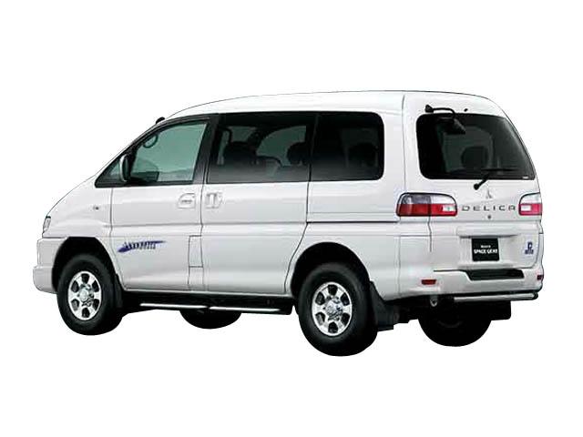 三菱 デリカスペースギア 2004年10月〜モデル