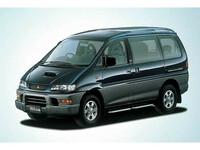 三菱 デリカスペースギア 1999年6月〜モデルのカタログ画像
