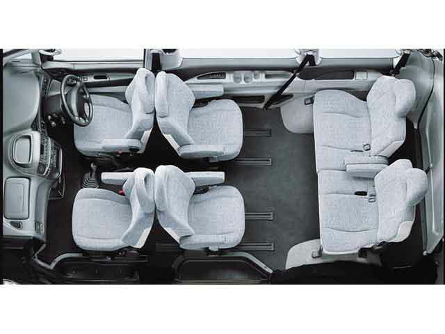 三菱 デリカスペースギア 新型・現行モデル