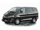 三菱 デリカスペースギア 2002年8月〜モデル