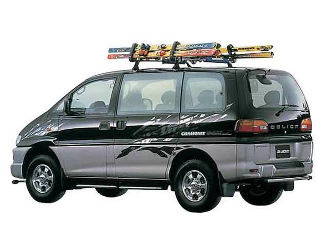 三菱 デリカスペースギア 1997年7月〜モデル