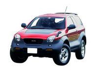 いすゞ ビークロス 1997年4月〜モデルのカタログ画像