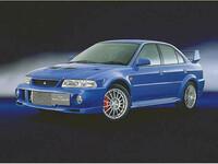 三菱 ランサーエボリューション 1999年1月〜モデルのカタログ画像