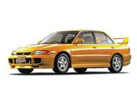 三菱 ランサーエボリューション 1995年2月〜モデルのカタログ画像