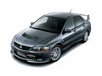 三菱 ランサーエボリューション 2006年8月〜モデルのカタログ画像