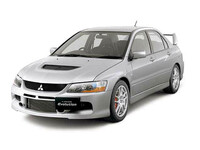 三菱 ランサーエボリューション 2005年3月〜モデルのカタログ画像