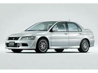 三菱 ランサーエボリューション 2002年2月〜モデルのカタログ画像