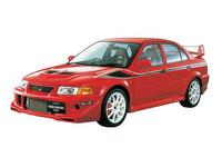 三菱 ランサーエボリューション 2000年1月〜モデルのカタログ画像