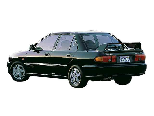 三菱 ランサーエボリューション 1994年1月〜モデル